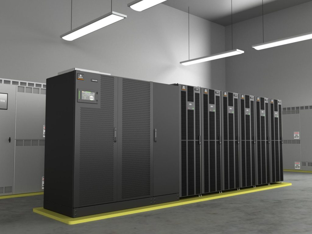 MMR data centre floor management