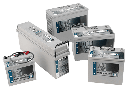 cd technologies battery