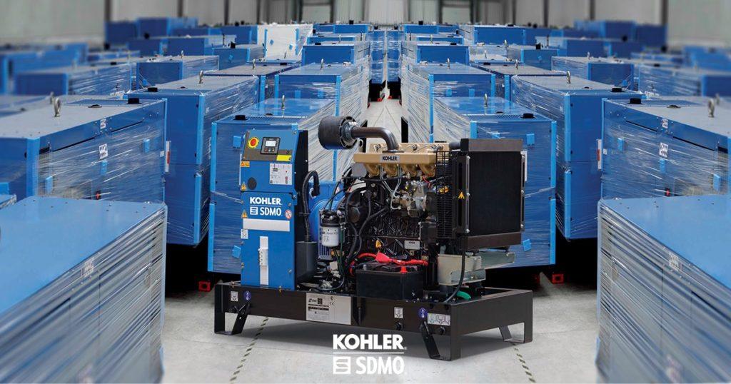 kohler sdmo industrial generator